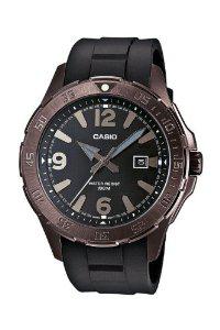 Montre homme Casio - MTD-1073-1A1VEF - Quartz Analogique - Bracelet Résine Noir