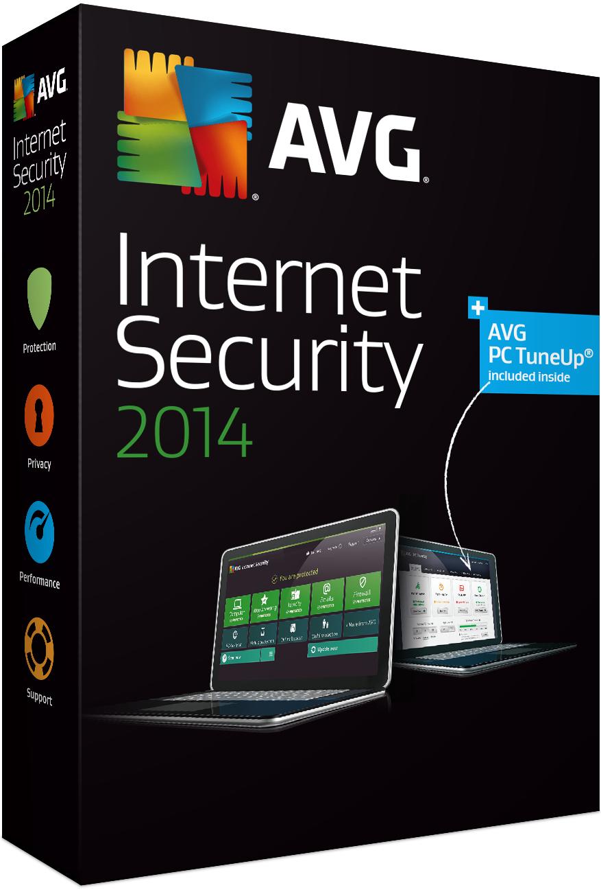 Antivirus AVG internet Security Gratuit