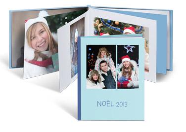 Livre Photo Prestige A4 Portrait ou Paysage de 26 pages