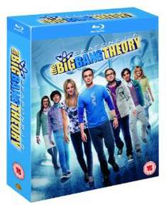 Coffret Blu-ray The Big Bang Theory - Saisons 1 à 6