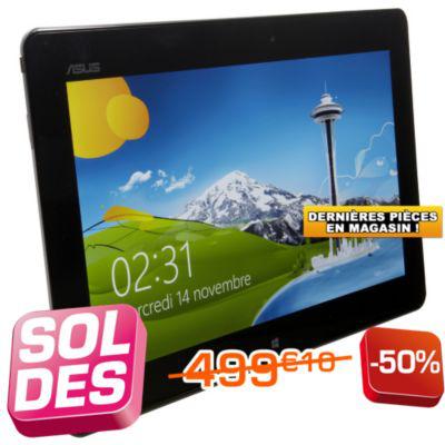 "Tablette 10,1"" Asus TF600T-1B082R Windows RT - 32Go"