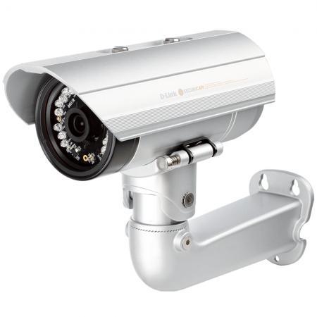 [Pré-commande] Caméra Réseau extérieur D-Link DCS-7413/E PoE jour/nuit HD