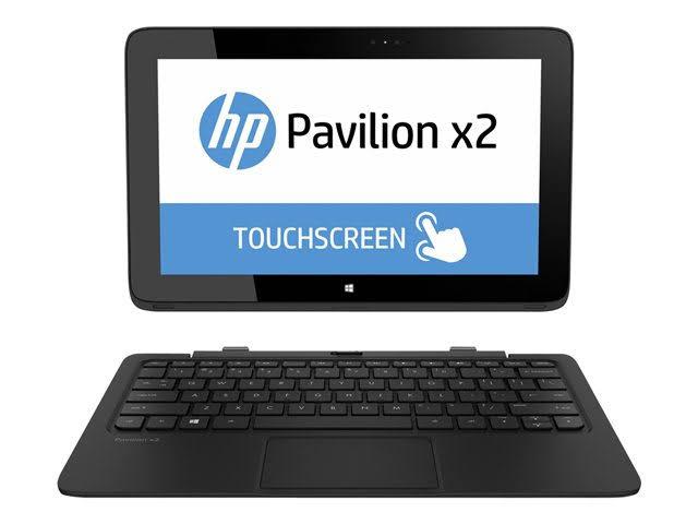 """Tablette hybride HP Pavilion x2 11-h050ef 11,6"""" Windows 8 + souris HP (Avec ODR de 100€)"""