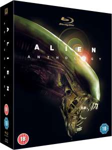 Set Blu-ray Alien Anthology Box