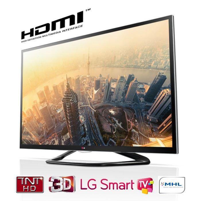 Téléviseur LG 47LA640S LED TV 3D Smart TV (Avec ODR de 10%)