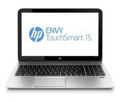 PC portable HP envy Touchsmart 15-j099ef - i7-4700MQ - 16Go de ram - Full HD - GT 740M  (Avec ODR de 50€)