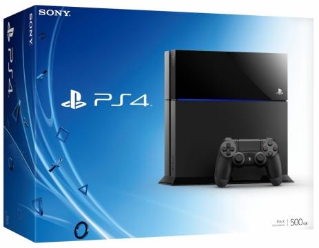 Console Sony PS4 en stock