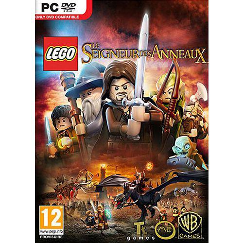 Jeux PC Lego (Steam) soldés. Ex : Lego Le Seigneur des anneaux