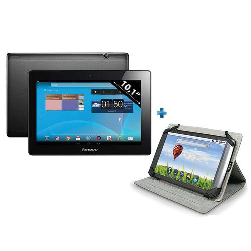 """Tablette 10.1"""" Lenovo S6000 + Etui de protection (Avec ODR de 50€)"""