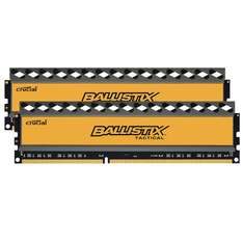 RAM Crucial Ballistix Tactical DDR3 16Go (2 x 8) 1600 MHz - Cas 8