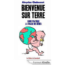 """Ebook Kindle """"Bienvenue sur Terre"""" (142 pages) gratuit"""