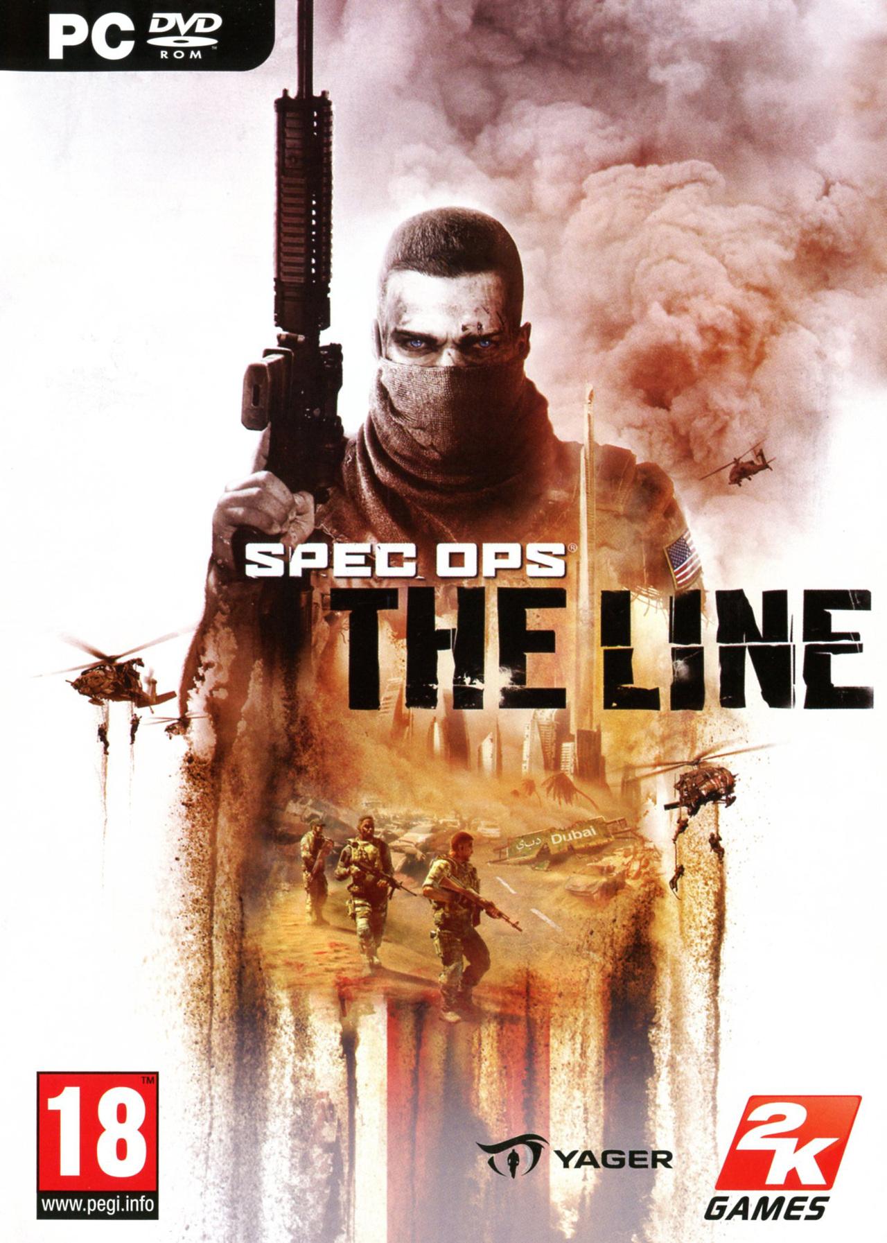 Spec Ops : The Line sur PC