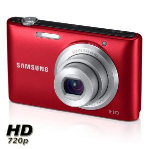 Appareil photo Samsung ST72 HD- CDD 16MP Zoom 5x