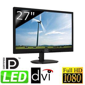 "Ecran 27"" LED Philips 271S4LPYSB Full HD"