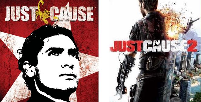 Just Cause 1 & 2 sur PC (Dématérialisé - Steam)