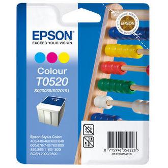 Cartouche Couleur Epson T0520