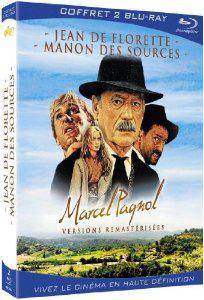 Coffret 2 Blu Ray Marcel Pagnol