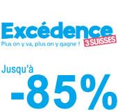 Soldes jusqu'a -85% - Livraison offerte dès 20€ d'achats