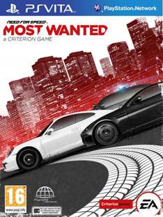 Need for Speed Most Wanted sur PS Vita (Dématérialisé)