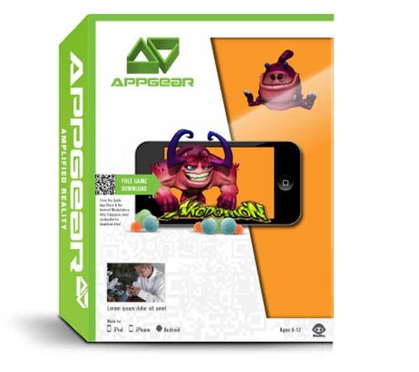 WOWWEE AppGear - Akodomon (IOS et Android) + autres jeux meme marque a -90%