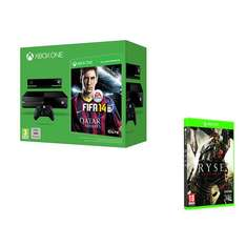 Console Xbox One + Fifa 14 + Ryse Son Of Rome