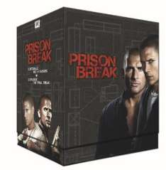 Coffret DVD Prison Break : L'intégrale des 4 saisons + The Final Break