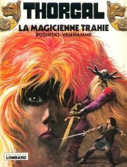 BD numérique format Kindle à petit prix - Ex : Thorgal - tome 01 - La magicienne trahie