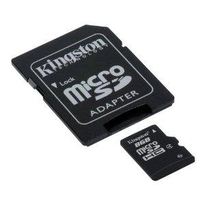 Carte Micro SD 32Go Kingston Classe 4