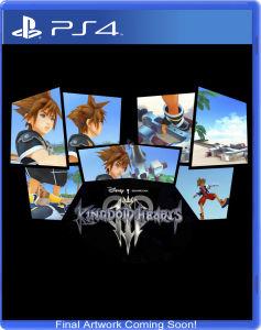 [Précommande] Kingdom Hearts 3 sur PS4