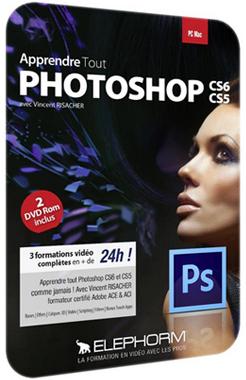 Elephorm - Formation Complète à Photoshop