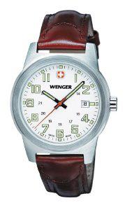 Montre homme Wenger Field Classic 72801W - Bracelet cuir