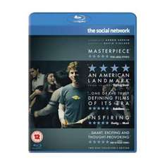 Blu-ray The Social Network