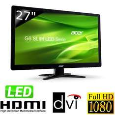 "Ecran 27"" Full HD LED Acer G276HLDbid"