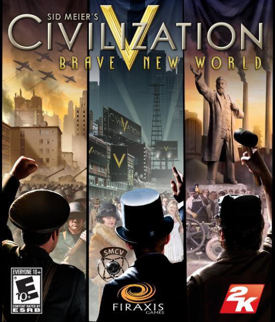 Sid Meier's Civilization V: Brave New World (Steam) PC & Mac