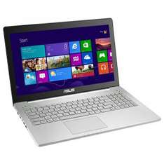 """PC portable Asus 15"""" tactile N550JV-CM202H - i7-4700HQ - 1To - 8Go Ram - Full HD - Blu-ray"""
