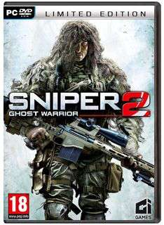 Sniper Ghost Warrior 2 Limited Edition sur PC (Steam)