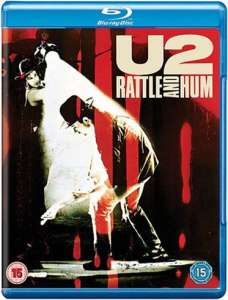 Blu-Ray U2 : Rattle And Hum