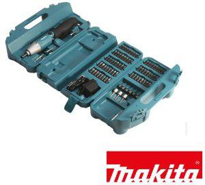 Visseuse sans fil avec étui et 80 accessoires Makita 6723DW