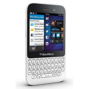 Smartphone 4G BlackBerry Q5 Blanc
