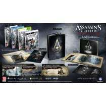 Assassin's Creed 4 Black Flag Edition Collector Skull sur XBOX 360