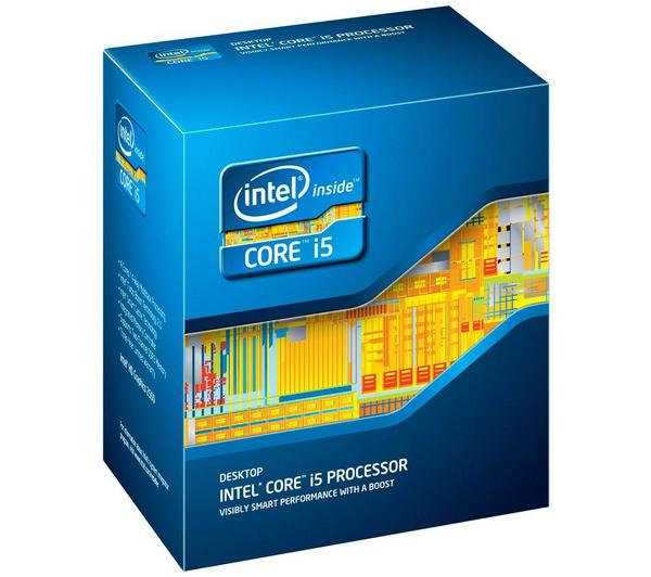 Processeur Intel Core i5 Ivy Bridge 3330 - Socket 1155 - 3 GHz