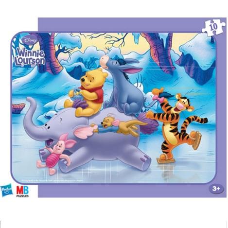 Sélection de Puzzles Hasbro MB (Avec ODR)