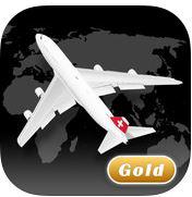 World Flight Pro gratuit sur iOS (au lieu de 8,99€)