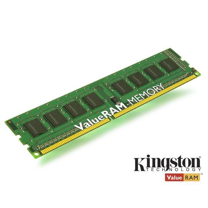 Barette mémoire Kingston 4Go DDR3 1600MHz ValueRAM à 23.18€ via Buyster, sinon