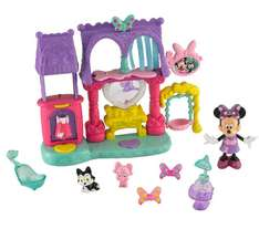 Fisher Price Minnie - Salon de Bow-Té