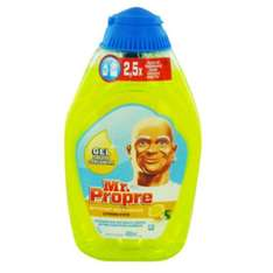 Gel concentré nettoyant multi-usage Mr Propre 400 ml