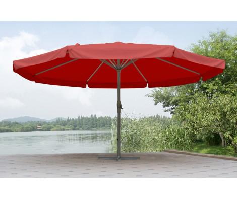 Parasol droit - 5 mètres diamètre