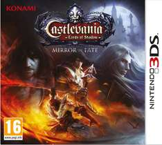 Castlevania Lords of Shadow - Mirror of Fate 3DS