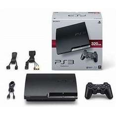 Console Sony PS3 320 Go