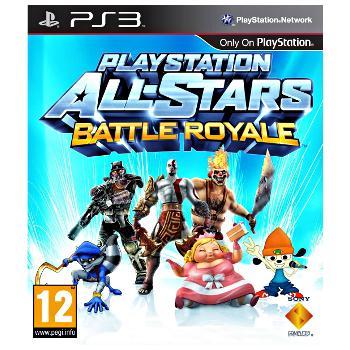 All-Stars Battle Royale sur PS3